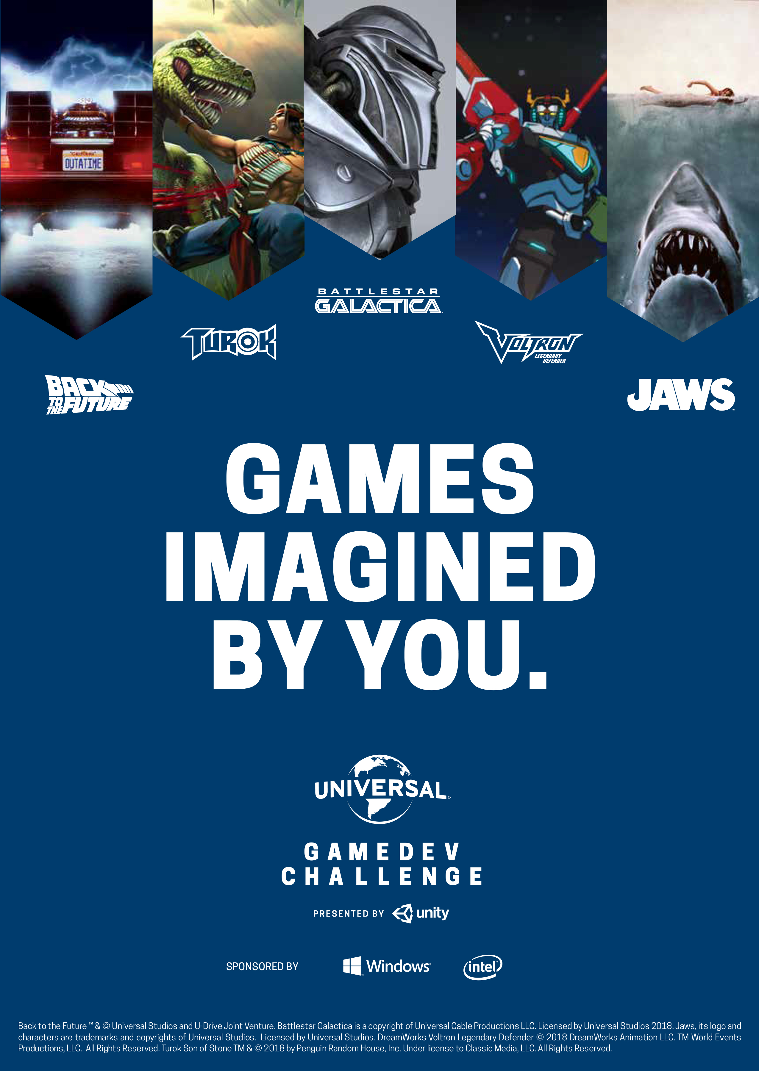 Unity Technologies and Universal Games Launch Universal