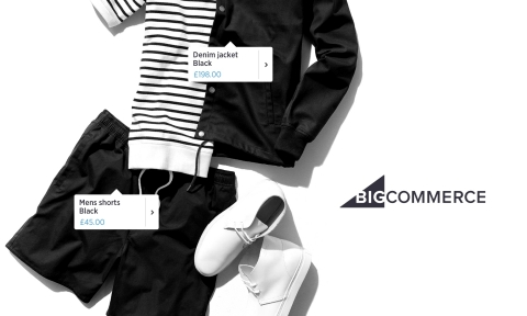 International BigCommerce merchants can now create shoppable posts on Instagram (Photo: Business Wire)