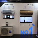 Haier On Display at MCE 2018