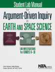 Student Lab Manual for Argument-Driven Inquiry in Earth and Space Science: Lab Investigations for Grades 6-10 book cover (Photo: Business Wire)
