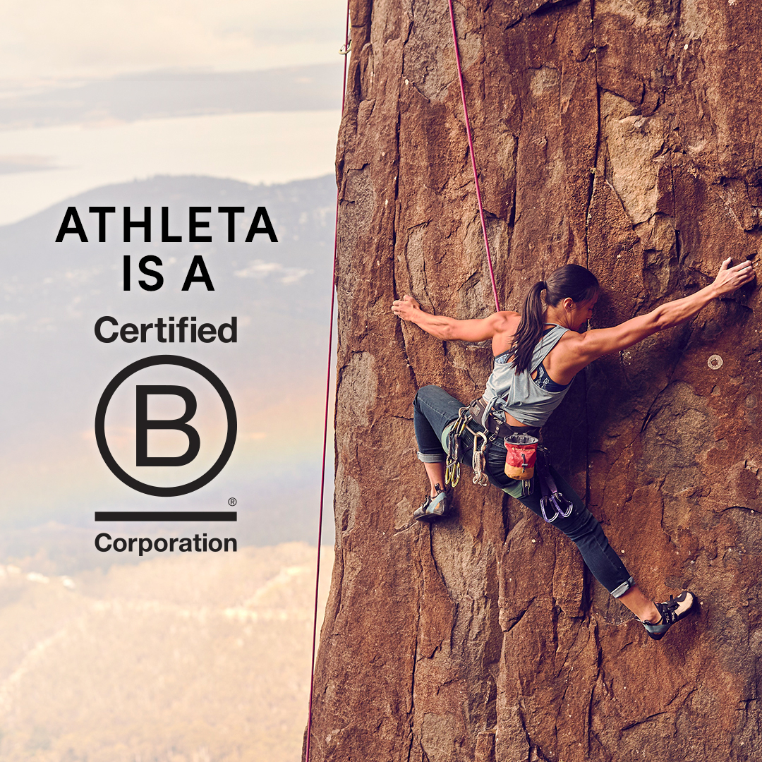 Athleta Earns B Corp Certification Business Wire