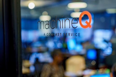 Comcast announced new business customers for its enterprise Internet of Things (IoT) service, machineQ™. (Photo: Business Wire)