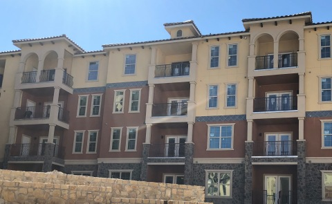 Rowlett, Texas lakeside property Terra Lago nears completion. (Photo: Business Wire)