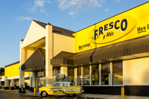 Southeastern Grocers introduces popular Hispanic banner Fresco y Más in two new markets - Orlando and Tampa. (Photo: Business Wire)