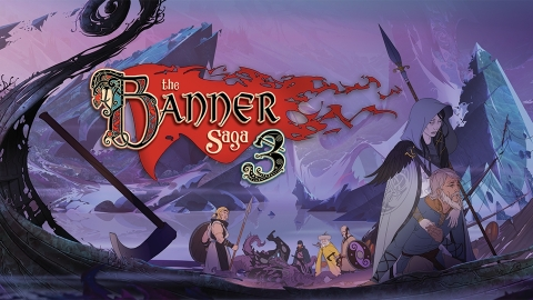 As the epic conclusion to the award-winning Banner Saga trilogy of mature, story-driven role-playing games, players will need to brace themselves for tough battles, difficult choices and tragic losses. Banner Saga 3 launches this summer. (Graphic: Business Wire)