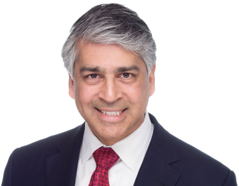HCA's Ravi Chari Appointed W FL Division President (Photo: Business Wire)