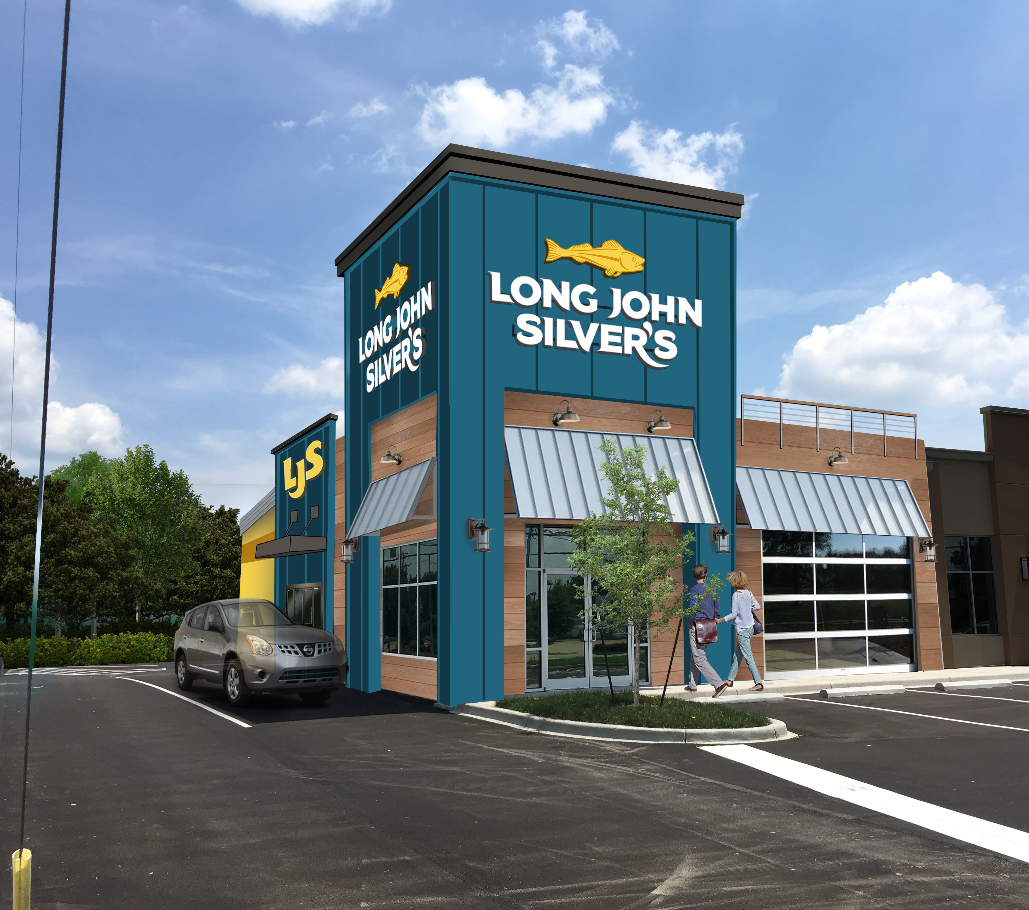 Long John Silver S Opens Louisville Flagship Restaurant