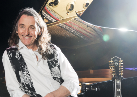 Supertramp's Roger Hodgson will perform in the SugarHouse Casino Event Center on Friday, July 13, at 9 p.m. (Photo: Business Wire)