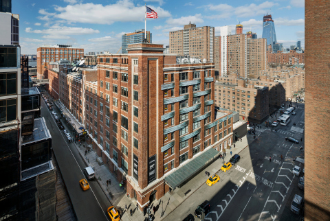 Chelsea Market Exterior (Photo: Business Wire)
