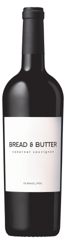 Bread & Butter Cabernet Sauvignon Now Available (Photo: Business Wire)