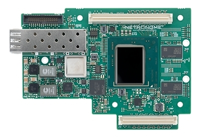 Agilio CX 25/50GbE SmartNICs from Netronome that support the OCP v2.0 mezzanine specification (Photo: Business Wire)