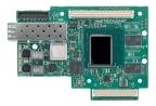Agilio CX 25/50GbE SmartNICs from Netronome that support the OCP v2.0 mezzanine specification (Photo: Business Wire)