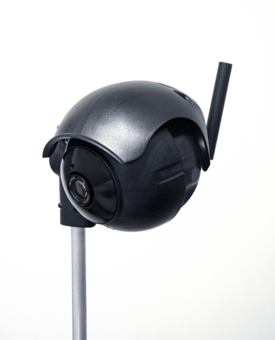 FLIR ThermiCam V2X thermal traffic sensor designed for the emerging vehicle-to-everything (V2X) technology market will communicate with V2X-equipped vehicles. (Photo: Business Wire)