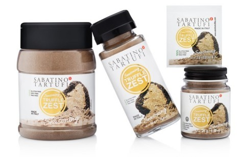 O, That's Good! and Sabatino North America LLC dba Sabatino Truffles Announce Joint Promotion Agreement for Truffle Zest® (Photo: Business Wire)
