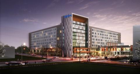 Hilton Des Moines Downtown (Photo: Business Wire)