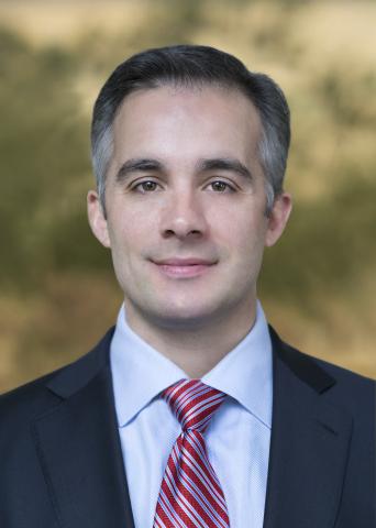 EnCap Flatrock Midstream Managing Director Rob Wingo (Photo: Business Wire)
