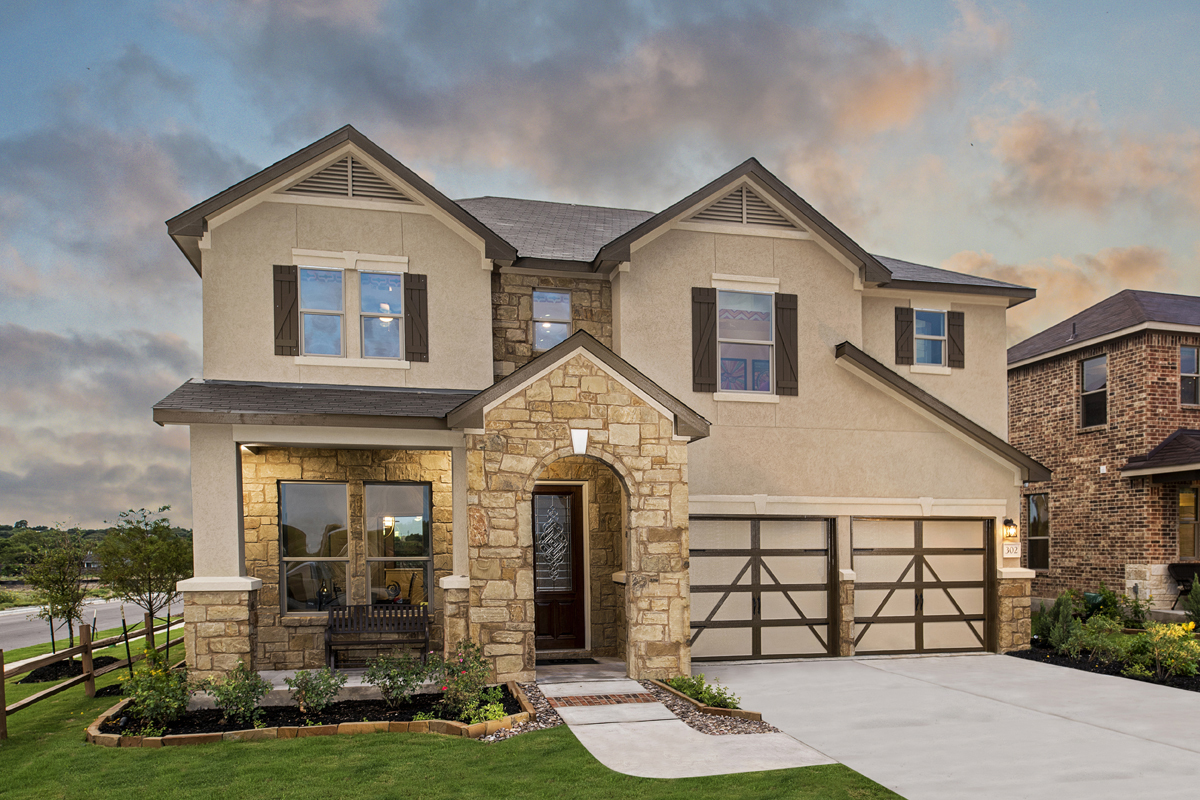 KB Home Announces The Grand Opening Of Hidden Bluffs At