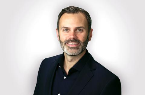 Dax Brady-Sheehan, Spectrio CEO (Photo: Business Wire)