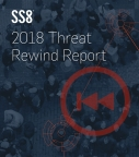 SS8's 2018 Threat Rewind Report (Graphic: Business Wire)