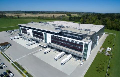 """The award-winning """"Facility of the Future"""" Ravensburg Vetter West: Vetter's Center for Visual Inspection and Logistics. (Photo: Business Wire)"""