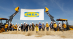 IKEA breaks ground on future store in Live Oak, TX opening spring 2019 (Photo: Business Wire)