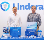 """Lindora's CEO, Will Righeimer, and Vice President of Marketing, Steve Patterson, have revamped Lindora's marketing approach and launched a new advertising campaign called """"For Anyone"""" which touts programs for around $3 a day. (Photo: Business Wire)"""