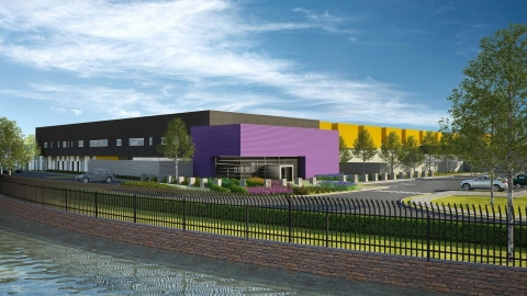RagingWire new Ashburn VA3 Data Center (Graphic: Business Wire)