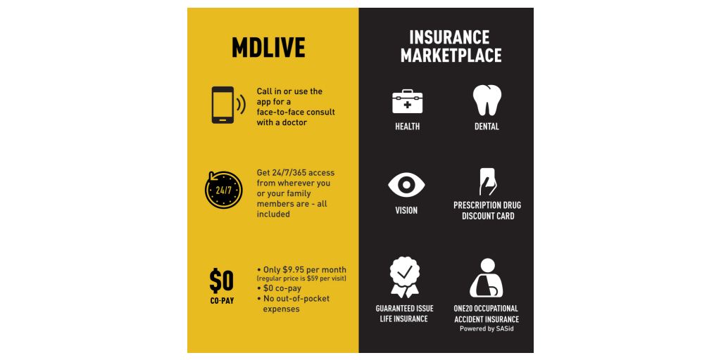 how to add insurance to mdlive