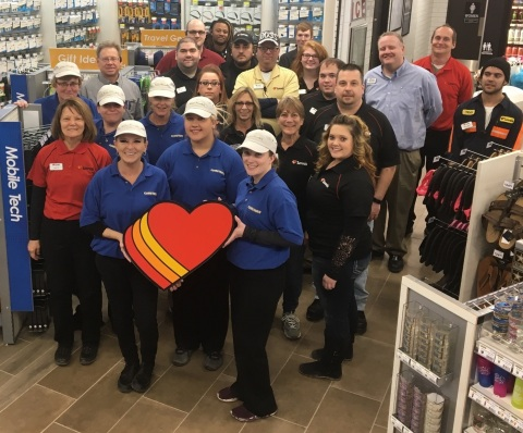 Love's Travel Stops opens a new location in Capac, Michigan today. (Photo: Business Wire)