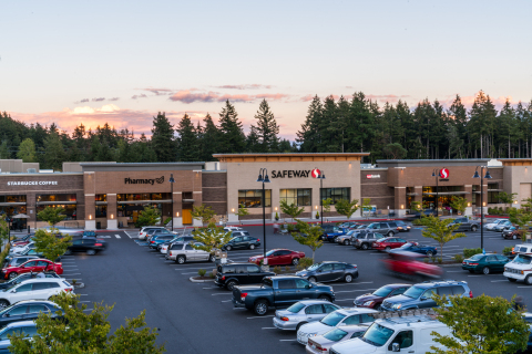Point Fosdick Square - Gig Harbor, WA (Photo: Business Wire)