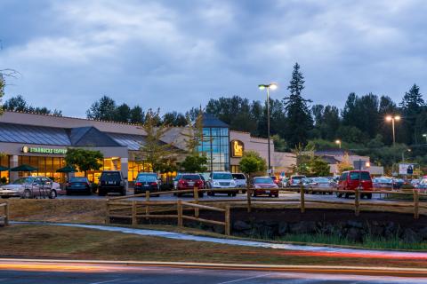 Canyon Park Plaza - Bothell, WA (Photo: Business Wire)