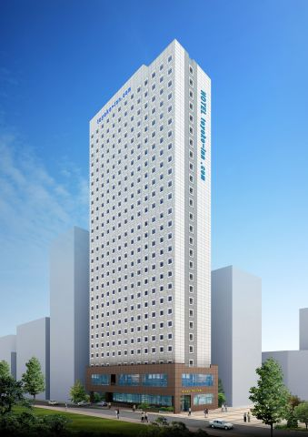 Toyoko Inn Incheon Bupyeong (512 rooms with 27 floors) (Graphic: Business Wire)