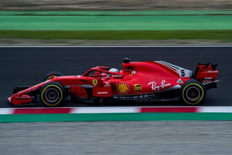 Scuderia Ferrari 2018 F1 (Photo: Business Wire)