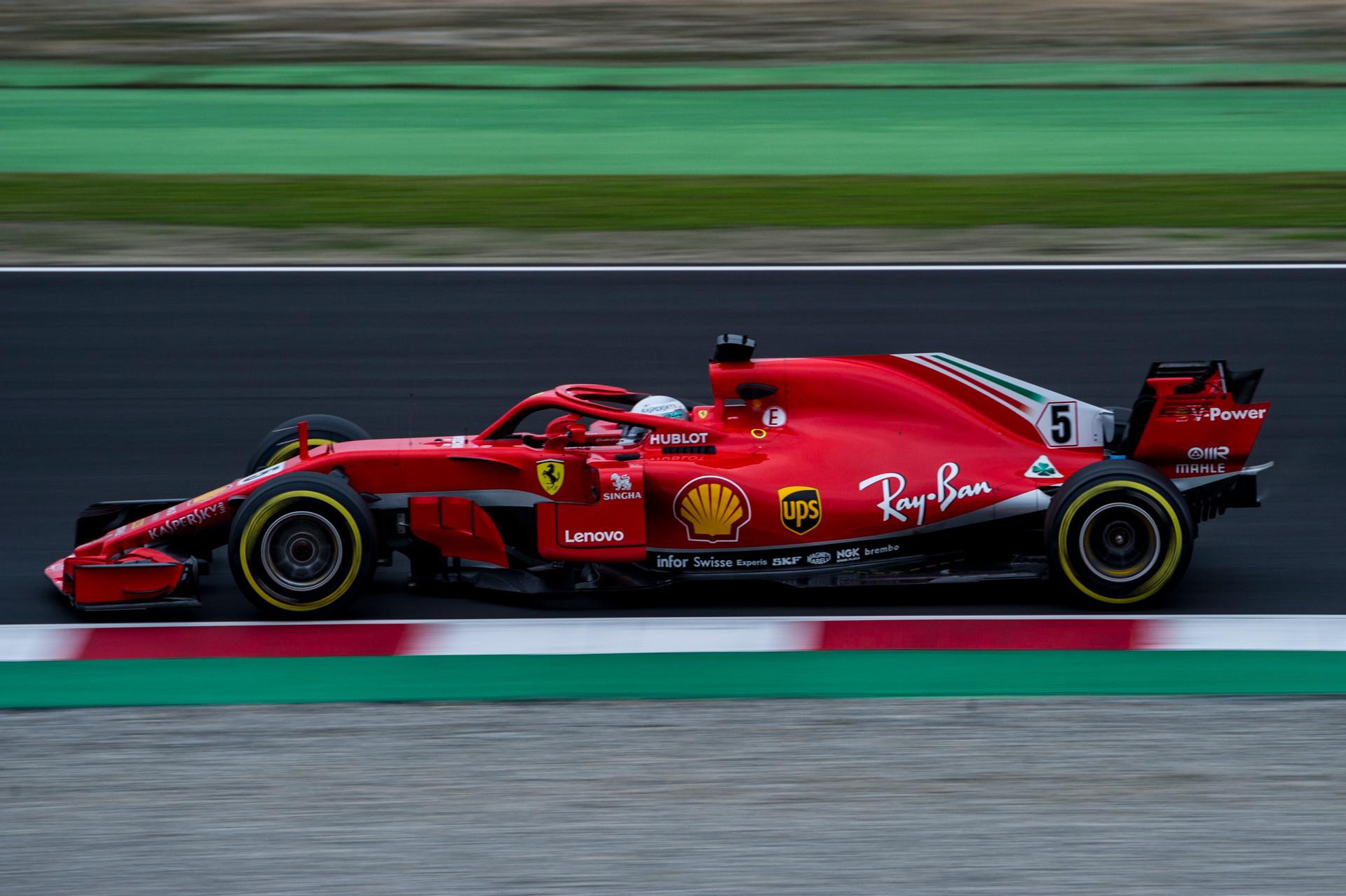 Lenovo Kicks Off Multi Year Scuderia Ferrari Partnership In Melbourne Business Wire