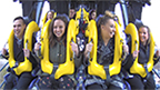 Six Flags St. Louis kicks off the 2018 season with a twist by flipping its most innovative and adrenaline-charged roller coaster backward. BATMAN: The Ride backward promises to deliver even more intense thrills as it undergoes a gravity-defying role reversal March 24 through May 13. Using a state-of-the art, specially designed chassis, the ski-lift style cars on BATMAN: The Ride will be turned 180° in the opposite direction.