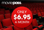 MoviePass™ lowers annual subscription price to $6.95 per month (Photo: Business Wire)