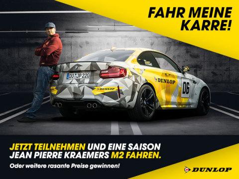 ReifenDirekt.de und Dunlop verlosen rasante Preise (Photo: Business Wire)