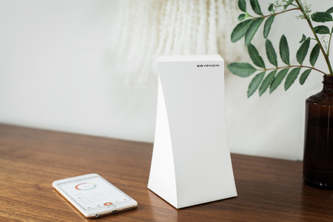 Gryphon Smart Wi-Fi Router (Photo: Business Wire)