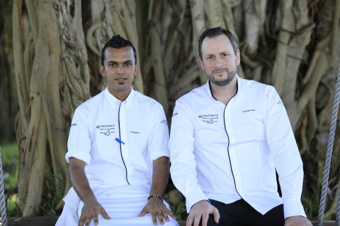 Michael Reis und Arshil Soopun (Foto: Business Wire)