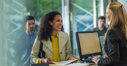 The Self Healing Branch™ is an automated service that keeps bank branch technology up and running by monitoring device performance in real time, without the need for end-user intervention – empowering bank employees to focus on their customers. (Photo: Business Wire)