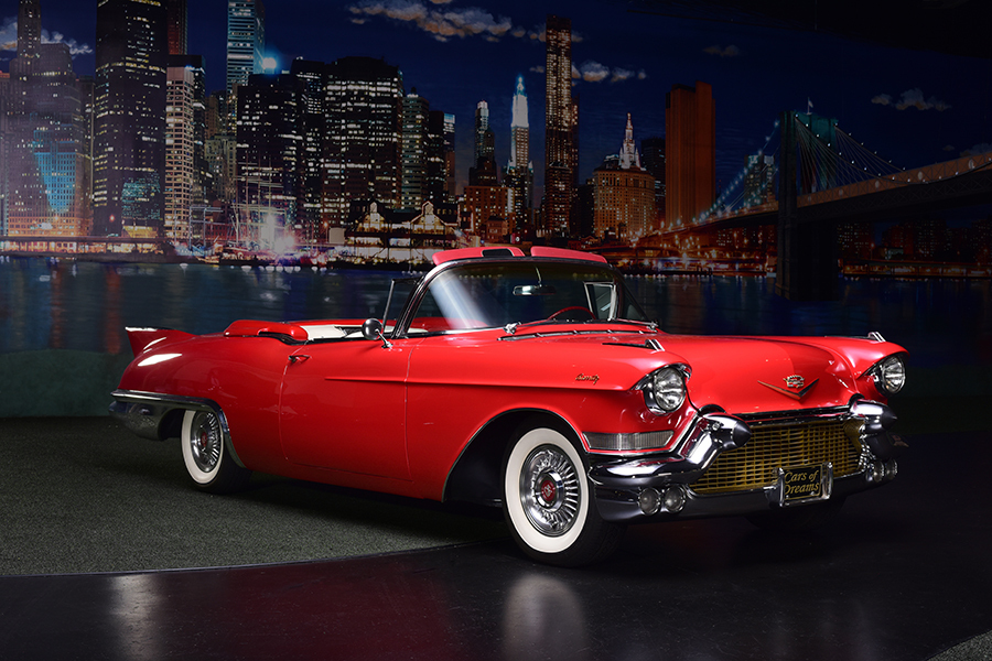 Full Docket of Collectible Convertibles, Roadsters, and Spectacular ...