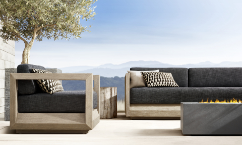 RH Outdoor 2018 Paloma Collection by Mario Ruiz (Photo: Business Wire)