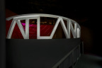 The Preview includes a replica of the iconic Atlanta sign that is synonymous with Philips Arena. (Graphic: Business Wire)