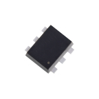 "Toshiba: A dual MOSFET ""SSM6N813R"" with high ESD protection positioned for use in automotive applications, including as a driver IC for headlight LEDs. (Photo: Business Wire)"