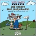 TILLYS Announces Its 2018 Hillbilly-Themed Golf Tournament Benefiting Tilly's Life Center (Graphic: Business Wire)