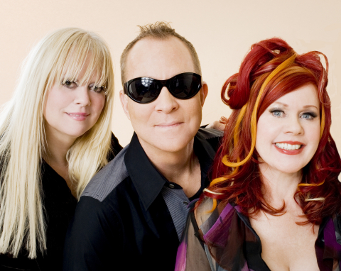 The B-52s will perform at the SugarHouse Casino Event Center on Friday, June 1, at 9 p.m. (Photo: Business Wire)