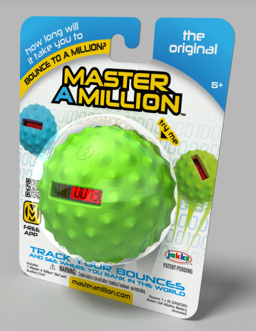 Master A Million by JAKKS Pacific (Photo: Business Wire)