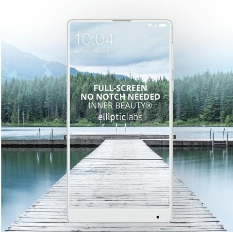 手机巨头小米即将推出其第四代革命性智能手机Mix 2S,它采用了由Elliptic Labs提供的INNER BEAUTY®超声虚拟接近传感器。Elliptic Labs的INNER BEAUTY让最大屏占比和清爽的设计成为可能,正如这款大受欢迎的最新一代小米手机外观所示。新款Mix 2S也是中国首款搭载使用骁龙神经处理引擎(NPE)的高通®骁龙™845移动平台的智能手机。引领潮流的小米Mix 2S手机取消了大多数其他手机中的红外接近传感器,从而提供了边缘到边缘的显示。得益于Elliptic Labs的虚拟超声技术,其屏幕顶部没有难看的小孔。借助像Elliptic Labs的INNER BEAUTY这样的创新,小米的智能手机销量在2017年翻了一番。(图示:美国商业资讯)