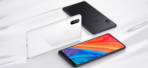 Mi Mix 2S (Photo: Business Wire)