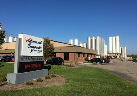 New facility site at Advanced Composites, Inc. (Photo: Business Wire)
